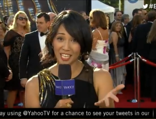 2013 Emmy Red Carpet for Yahoo TV